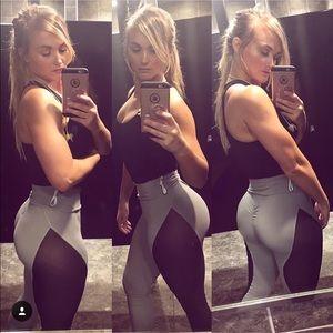 Abs2b Fitness Apparel scrunch booty leggings